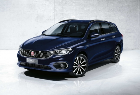 Fiat Tipo Station Wagon (2016) - fiat tipo, estate car, fiat, italian car