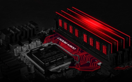 Msi Z170a Gaming Pro Other Technology Background Wallpapers On Desktop Nexus Image 2090271