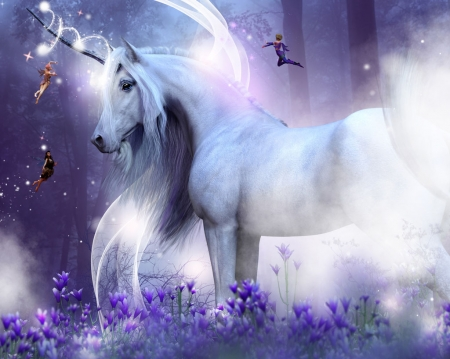 The Magical Horse