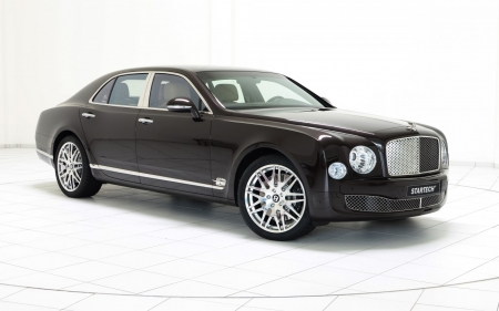 Bentley - drive, whee, car, Bentley