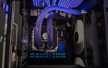 Custom Gaming PC - High End, Mechanics, Gaming, PC, Custom, Electronics, Technology, Water Cooling