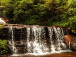 Wentworth Falls, Blue Mountains NP, Australia