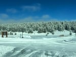winter in new mexico