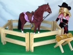 Cowgirl Play Set....