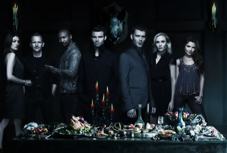 The Originals Tv Series 2013 Tv Series Entertainment