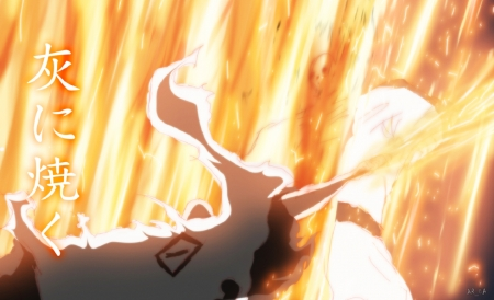 Burn To Ashes Bleach Anime Background Wallpapers On