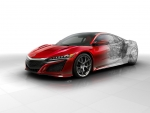 acura nsx technical