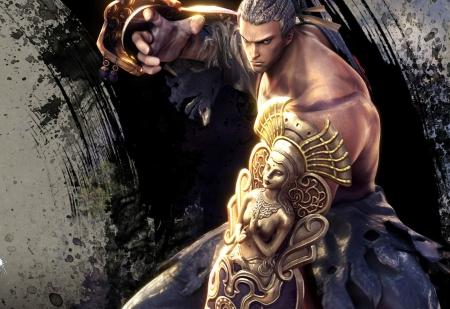 Fantasy Fighter Art