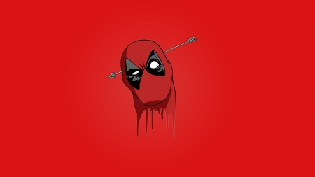 Deadpool - hero, Deadpool, comic, villain