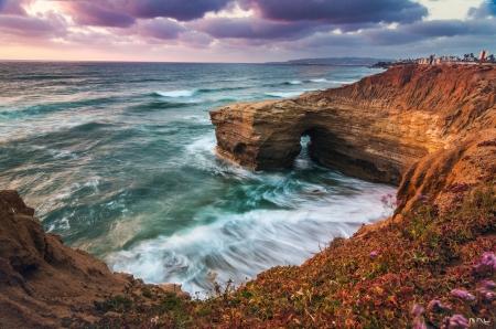 Corona Del Mar In Newport Beach California Oceans Nature Background Wallpapers On Desktop Nexus Image 2098018