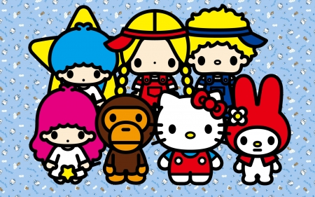 Sanrio Baby Milo Other Anime Background Wallpapers On
