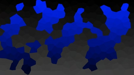 Chasm - Chasm Series REVAMP - grey, black, revamped, abstract, blue