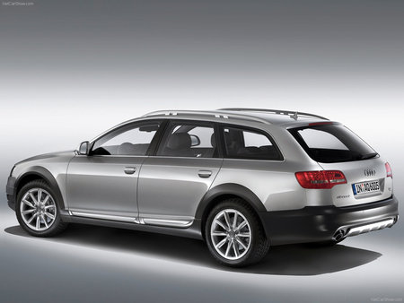 Audi A6 Allroad Quattro 2009 Audi Cars Background Wallpapers On
