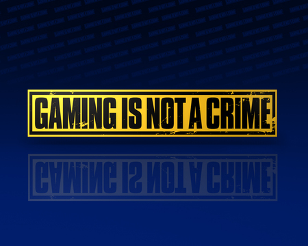 Gaming Is Not A Crime Other Video Games Background