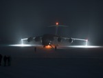 C-17A Globemaster Night Snow