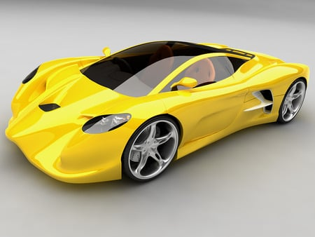 Concept Car - concept, digiart, tuning, car