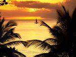 St.Lucia Sunset
