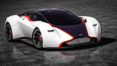 Aston Martin DP-100 - Video Game, Gran Turismo, Gaming, Aston Martin, PC Gaming, PC, DP 100