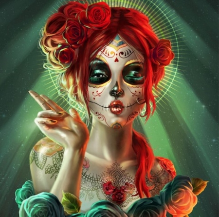 Catrina Goddess Other Abstract Background Wallpapers On Desktop Nexus Image 2101028