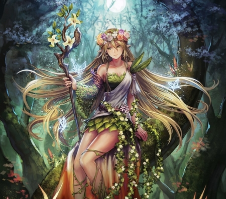 Mother Nature - The anime group Wallpapers and Images - Desktop ...
