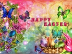 HAPPY EASTER TO DN!