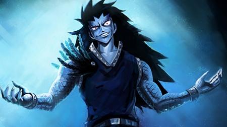 Gajeel Iron Dragon Slayer Fairy Tail