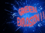Watch Out! Green Explosion!