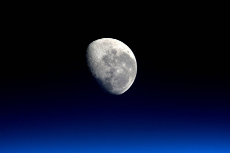 Our Moon - amazing, moon, space, NASA