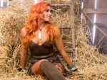 Cowgirl~Becky Lynch