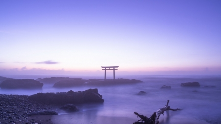 Torii Gate Other Nature Background Wallpapers On Desktop Nexus