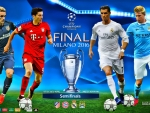 CHAMPIONS LEAGUE SEMI-FINALS 2016