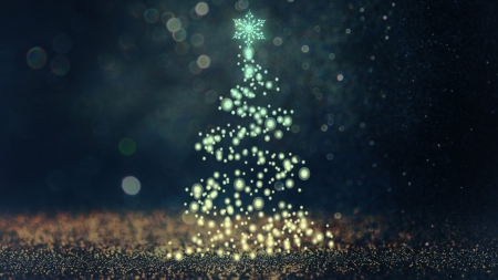 Abstract Christmas Tree Other Abstract Background Wallpapers On
