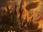 An cool Fantasy World