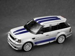 2008 Project Kahn Cosworth Range Rover Sport 300