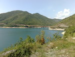 Kosovo ,Gazivode Lake,Bridge