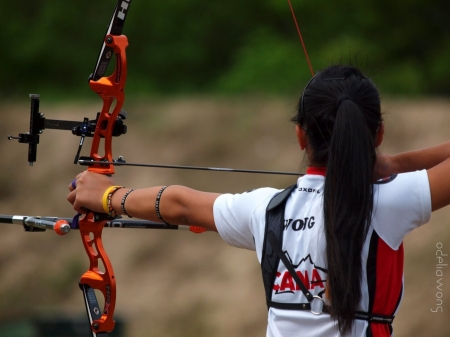 Archery - defense, sport, Archery, hobby