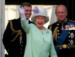 HM Queen Elizabeth II on her 90th Birthday