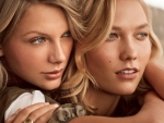 Taylor Swift & Karlie Kloss