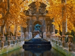 Jardin du Luxembourg Paris France