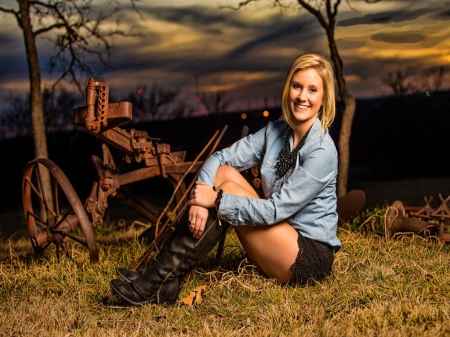 Boot barn girl models — pic 15