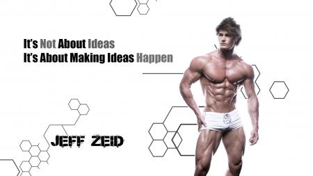 Jeff Zeid - Jeff Seid, Model, Aesthetic, Bodybuilding