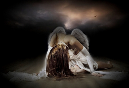 Tango of my soul - flor, on, angel, sad, cry