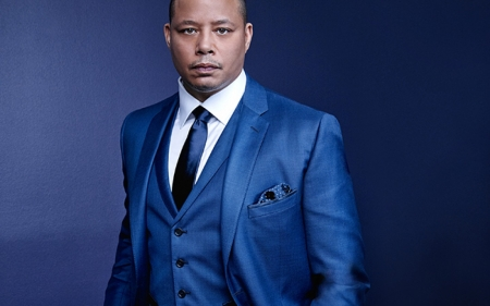 TERRENCE HOWARD - Blue, Actor, Movies, Television