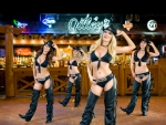 Gilley's Cowgirls...