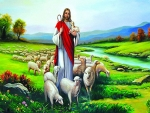 The Lord is smy shepherd