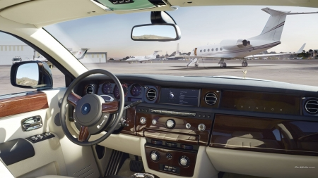 2015 Rolls-Royce Phantom - Rolls Royce, Phantom, car, auto, 2015