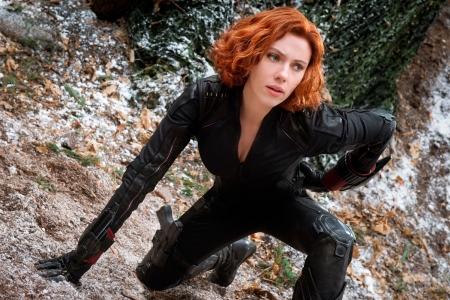 Natasha Romanoff Black Widow Movies Entertainment