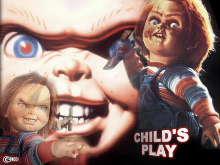 Childs Play - horror, movie, chucky, childs play