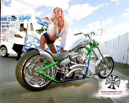 custom harley - custom harley, west coast choppers