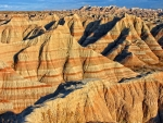 Badlands Nat'l. Park, South Dakota